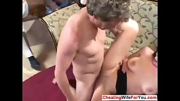 Redhead MILF addicted to rough anal