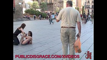 Naked and humiliated in public pictures Pubic in public