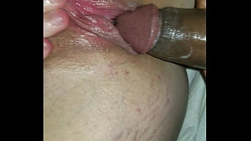 Hubby gets sloppy second