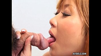 Sweet cock sucker is getting a dick down her throat