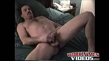 Big dicked country dude is eager to have his cock sucked pornhub video