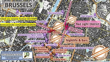 Brussels &amp_ Amsterdam Sex Map, Street Prostitution, Massage Parlours, Brothels, Teens, Gangbang Party, Strassenstrich, Netherland, Belgium, Big Cock, Black and Blonde Girls, Dicks and Vaginas, spread, cum on tits, monster, Nutte, Milf, Fucking Machine