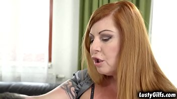 Mature big tits Tammy fucked so hard by her young student