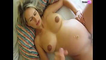 pregnant wife