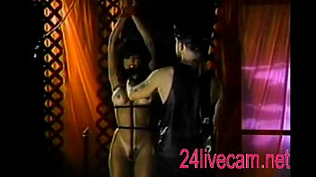 A guy bound the hot lady in cam-more on 24livecam.net mpeg4