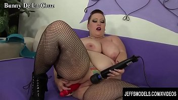 Jeffs Models - Juicy Plumpers Enjoying Vibrators Compilation Part 1