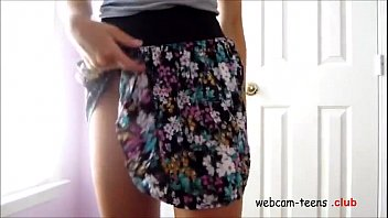 My sisters friend trying out her new toys - Webcam-teens.club