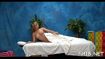 Naked massage therapists See this hawt 18 year old girl slut get fucked hard by her massage therapist