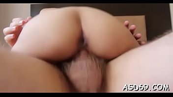 Rough banging of a thai playgirl