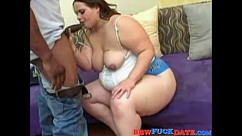 White BBW interracial intercourse