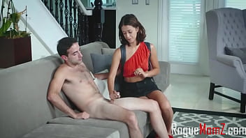 MILF StepMom Caught Teen Fucking And Joins Her- Izzy Bell, Silvia Saige