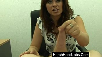 Nude models brooke richards Brunette boss takes it out on employee