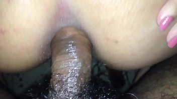 Whore. Eating ass