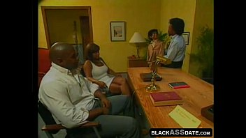Horny filthy black wife wants to fuck in the clinic thumbnail