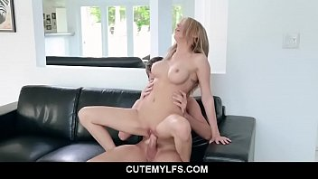 Gorgeous MILF Pristine Edge Fucked By Her Student