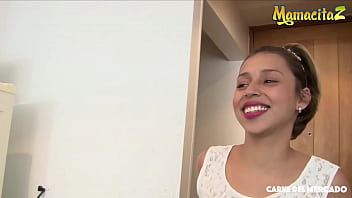 MAMACITAZ - #Siarilin Martinez - SHY SEXY LATINA IS IN FOR AN EPIC AFTERNOON thumbnail