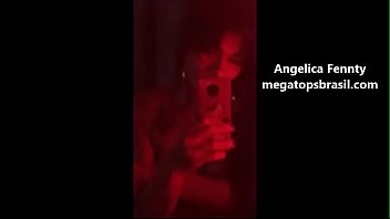 Tranny lucy - Angelica fennty - on the red light bedroom