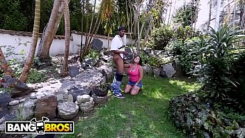 BANGBROS - Latin Babes Juliana and Sofia Get Their Big Asses Fucked In Colombia