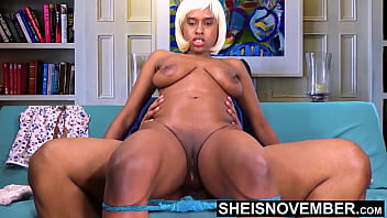 HD Msnovember Fucked A Stranger For Money, Reverse Cowgirl With Her Giant Breasts and Erect Nipples Bouncing, Fucked Hardcore by Big Cock Old Man Inside Her Young Ebony Pussy on Sheisnovember