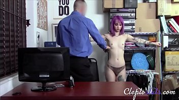 Horny Skinny Teen Fucks Cop For Bail- Val Steele