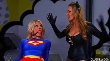 Tanya Tate&rsquo_s Cosplay Queens And Tied Up Teens (trailer)
