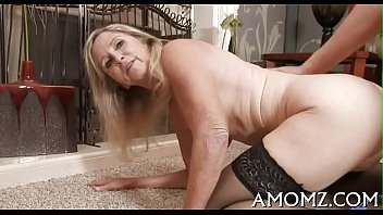 Mature vides - Older goes wicked in a sex game