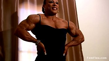 Rosemary jennings muscular women