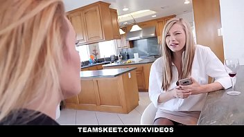 Dyked - Hot Wife (Blaten Lee) Domminates Her Husbands Mistress (Carolina Sweets)