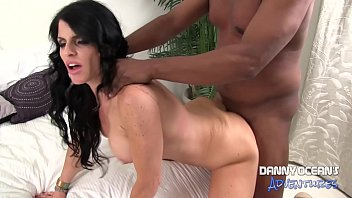 DOCEAN Hotwife Jade Steele Anal Creampied by Black Dick