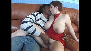Juggy mommy Erika needs the black dick for full all holes satisfaction