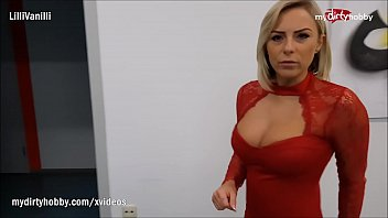 My Dirty Hobby - Lilli deepthroats her boss and gets creamed