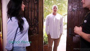 Don't worry my husband hasn't have to know! - Raven Hart, Derrick Pierce 6 min