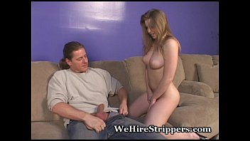 Hot Coed Gets Naked For Boss
