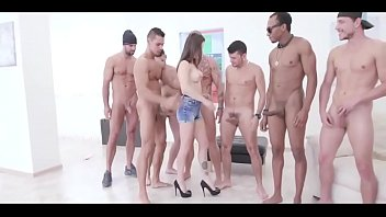 Perfect Gorgeous Creampie Gangbang - More at  hentai-babes.blogspot.com