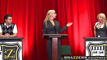 Brazzers - Shes Gonna Squirt - Youre Goin Down scene starring Leya Falcon and Seth Gamble