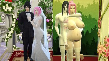Sakura's Wedding Part 4 Naruto Hentai Obedient and Domesticated Wife Pregnant with her Rapists Marries in front of her Horned Husband and Sad Netorare Download Game Here: http://bit.ly/GamerPran