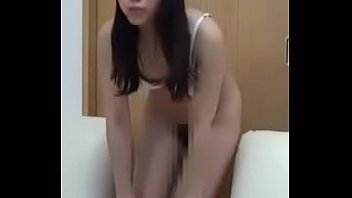 Sexy Asian Girl Changing Her Panties 23
