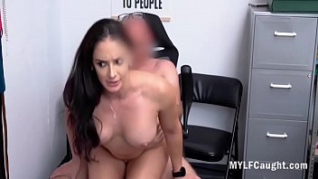 Latina MILF Fucks Cop And Gets Outta Trouble- Sheena Ryder