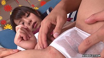 Japanese schoolgirl, Yuko Ayana got shaved, uncensored