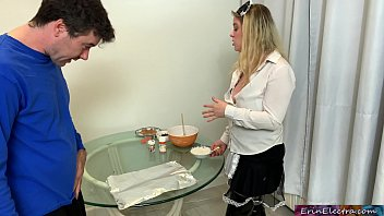 The maid accidentally gave him the pills that were there for his stepdad