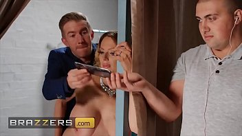 (Danny D) Specializes In Finding Sexy Brides (Jess Scotland) The Right Fit - Brazzers