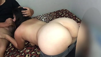 I fuck my friend's wife while he goes out to look for work