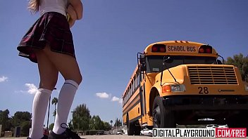 DigitalPlayground - lparJake Jacecomma Natalie Monroerpar - The School Bus