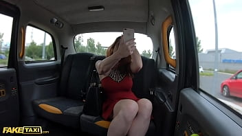 Fake Taxi Big Tits Redhead Isabella Lui Fucked In Sexy Red Dress