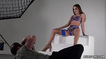 Eveline Dellai Having Anal Sex With The Photgrapher