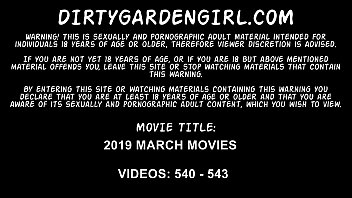 Dirtygardengirl march 2019 news. Prolapse, dildo, fisting