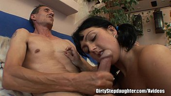 Daughters who fuck - Stepdaughter pleases stepdaddy to get what she wants