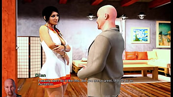 Anna Exciting Affection: Chapter 4 - Anna Enjoys Creaming And Suffers Spanking thumbnail