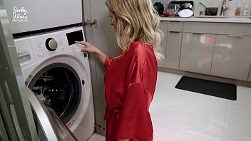 Fucking My Stuck Step Mom in the Ass while she is Stuck in the Dryer - Cory Chase thumbnail