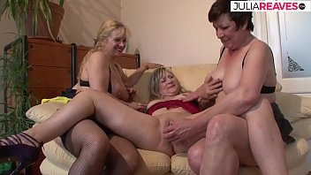 3 grannies want to prove they are still horny